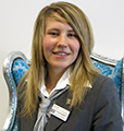 Annette Van Zyl - South Africa - Bachelor of Arts in International Hospitality and Design Management